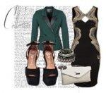 Zestaw na jesień, moda damska